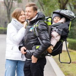 TBF Outdoor Baby Carrier Hiking Backpack 10
