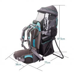 TBF Outdoor Baby Carrier Hiking Backpack 11