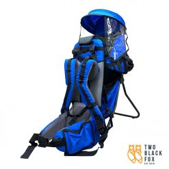 TBF Outdoor Baby Carrier Hiking Backpack Blue
