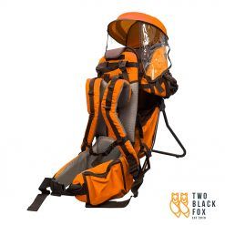 TBF Outdoor Baby Carrier Hiking Backpack Orange