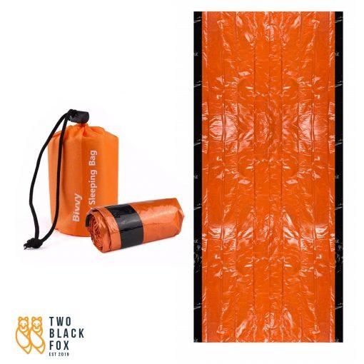 TBF Outdoor Emergency Blanket Bag 1