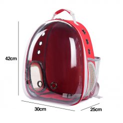 TBF Outdoor Pet Carrier Backpack With Breathing Hole SZ