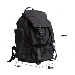TBF Outdoor Travel Nylon Backpack 3