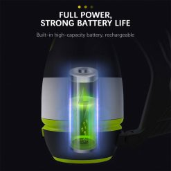 TBF Outdoor USB Rechargeable with Multifunction 10
