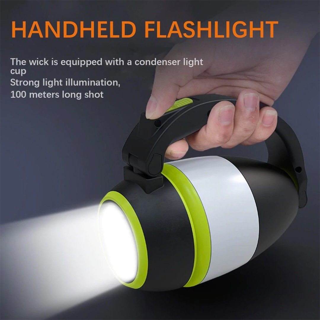 TBF Outdoor Rechargeable Multi-Light, Lamp, Camping Lamp, Support multiple charging, Outdoor lamp, flashlight