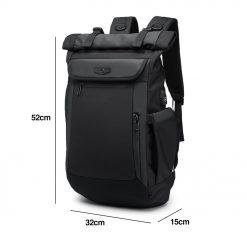 TBF Ozuka Outdoor Travel Bag 8