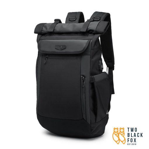 TBF Ozuka Outdoor Travel Bag Black