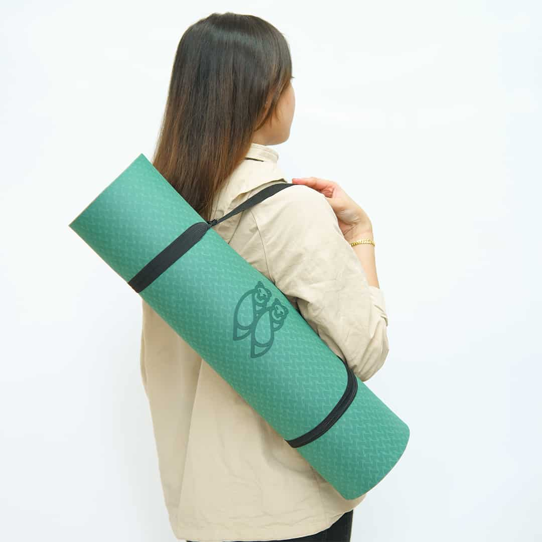 TBF Reversible Warrior Yoga Mat, yoga mat, yoga mat malaysia, best yoga mat malaysia, yoga mat price malaysia, buy yoga mat malaysia