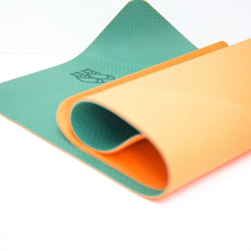 TBF Reversible Warrior Yoga Mat 3