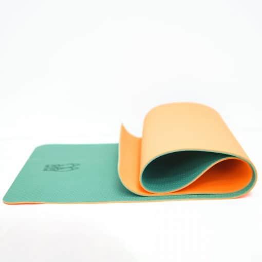 TBF Reversible Warrior Yoga Mat 4