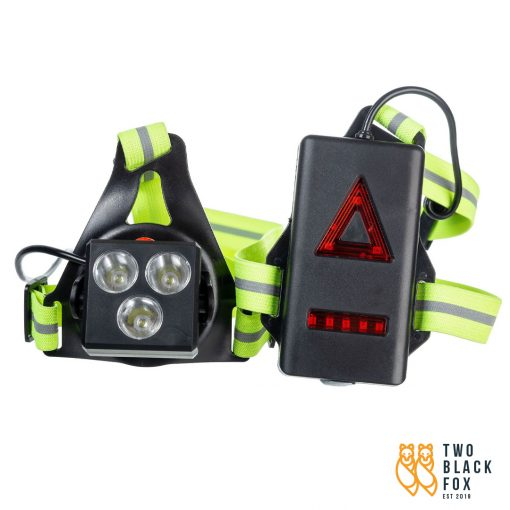 TBF Running Reflective Vest with Blinker 14