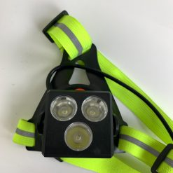 TBF Running Reflective Vest with Blinker 7