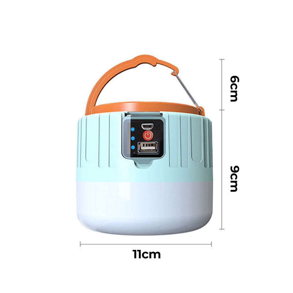 TBF Solar LED Lantern with Remote Control 1