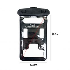 TBF Universal Waterproof Phone Bag 5