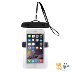 TBF Universal Waterproof Phone Bag Black
