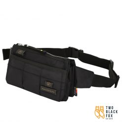 TBF Waist Pouch with Multipocket Black