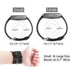 Fitbit Versa Versa Lite Waterproof Smartwatch Strap 1