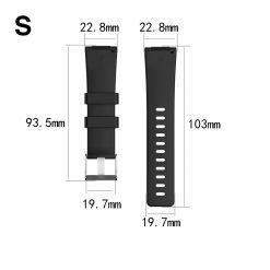 Fitbit Versa Versa Lite Waterproof Smartwatch Strap 2