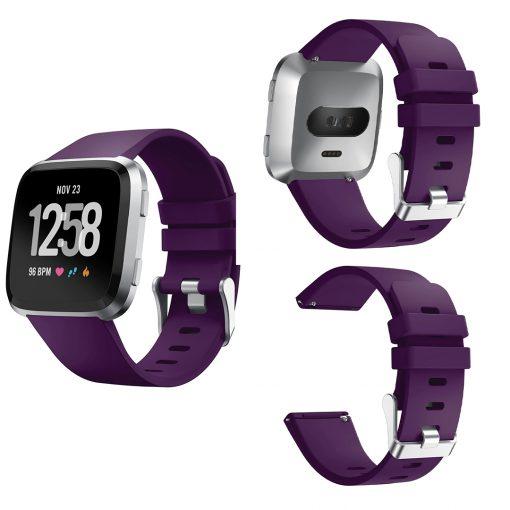 Fitbit Versa Versa Lite Waterproof Smartwatch Strap