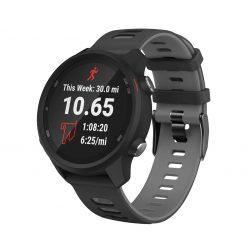 Garmin Forerunner 245M Smartwatch Strap Grey