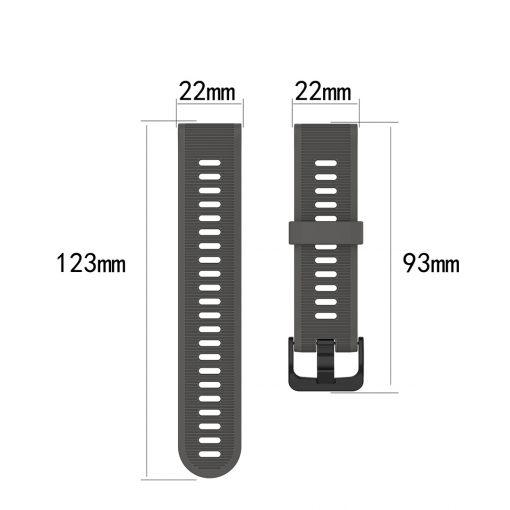 Garmin Forerunner 945 Smartwatch Strap 1
