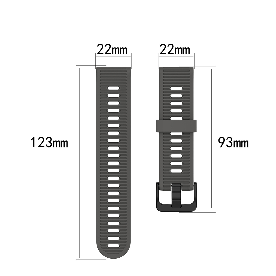 GARMIN Forerunner 945 Smartwatch Strap, tali jam sahaja, watch strap