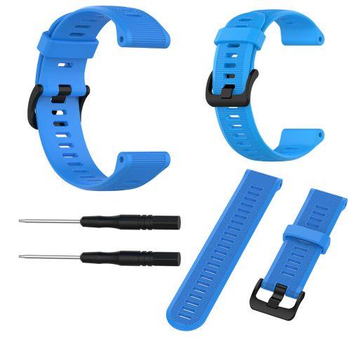Garmin Forerunner 945 Smartwatch Strap Blue 1