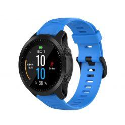 Garmin Forerunner 945 Smartwatch Strap Blue