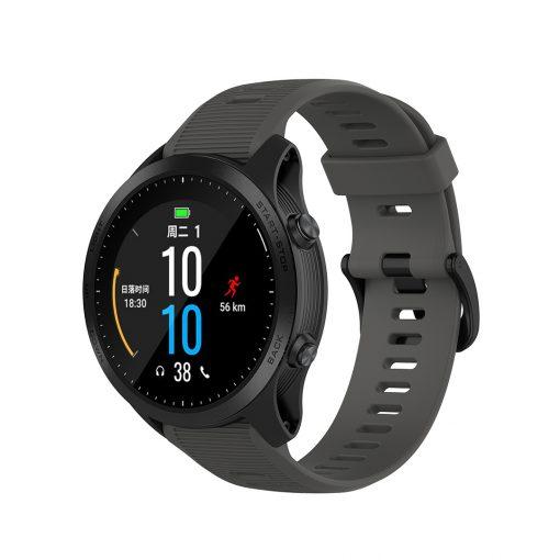 Garmin Forerunner 945 Smartwatch Strap Grey