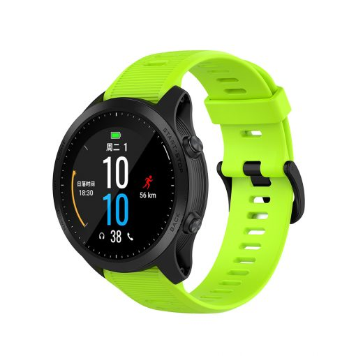 Garmin Forerunner 945 Smartwatch Strap Lime