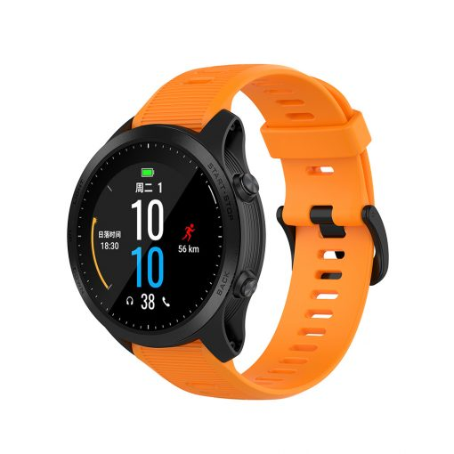 Garmin Forerunner 945 Smartwatch Strap Orange