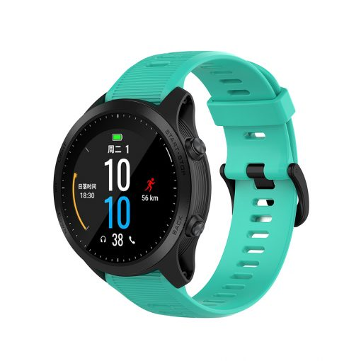 Garmin Forerunner 945 Smartwatch Strap Sky Blue