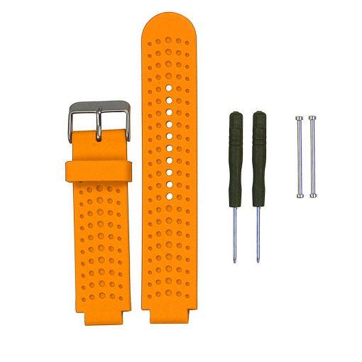 Garmin Forerunner Smartwatch Strap Orange