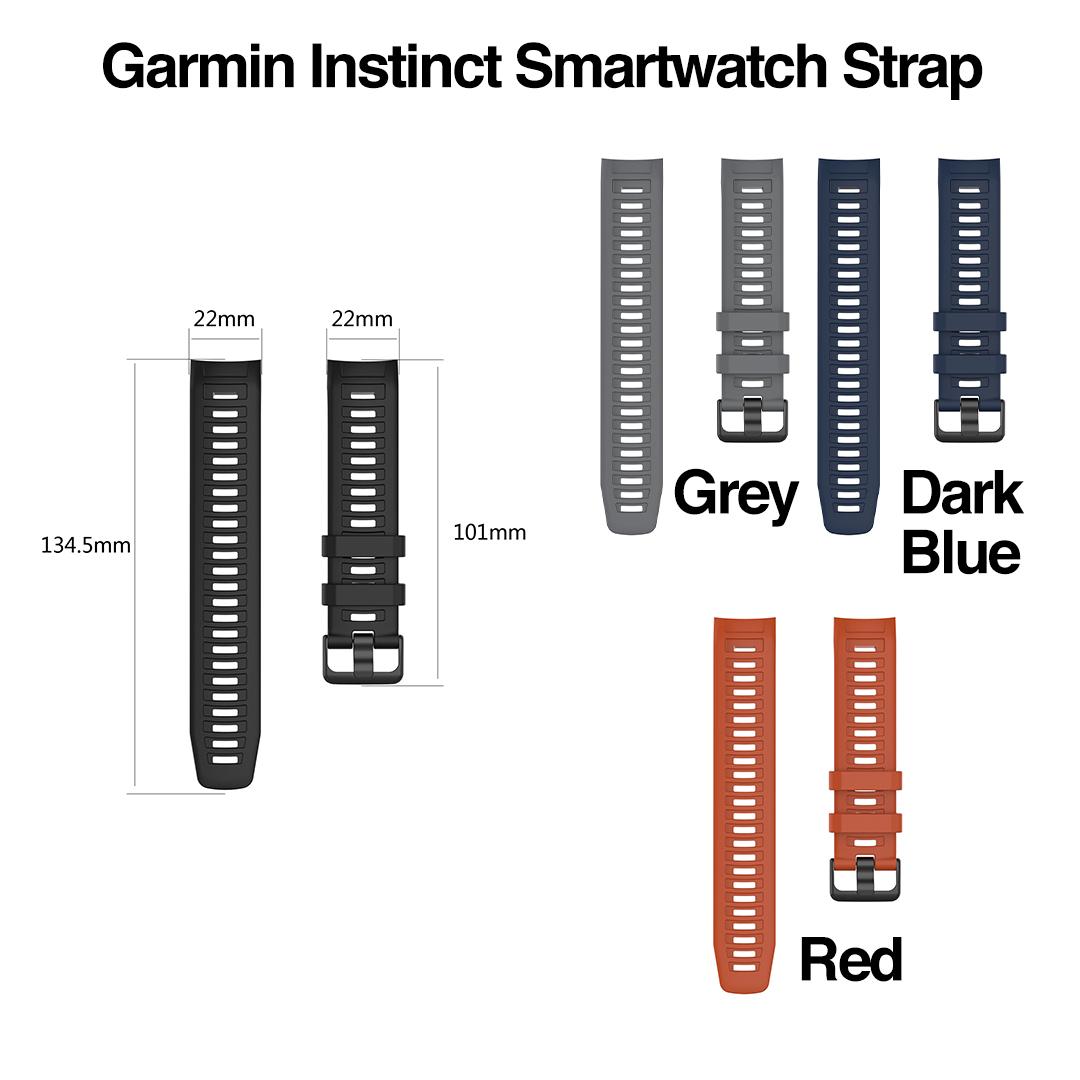 Garmin Instinct Smartwatch Strap 1