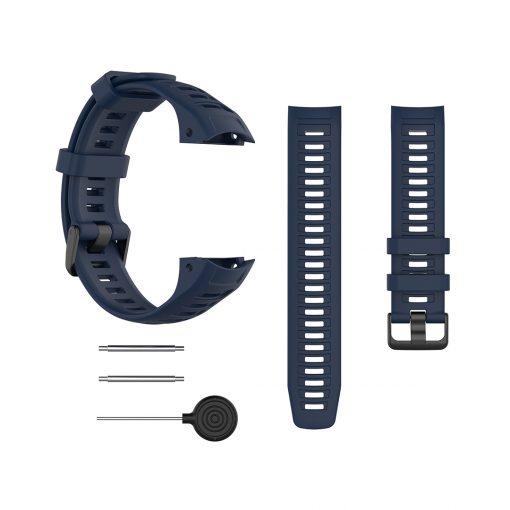 Garmin Instinct Smartwatch Strap Dark Blue 1