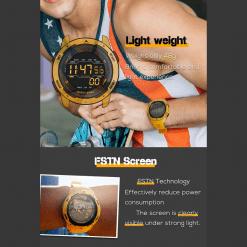 NORTH EDGE Mars Smartwatch 2