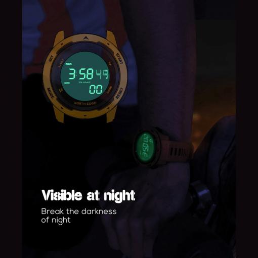 NORTH EDGE Mars Smartwatch 7