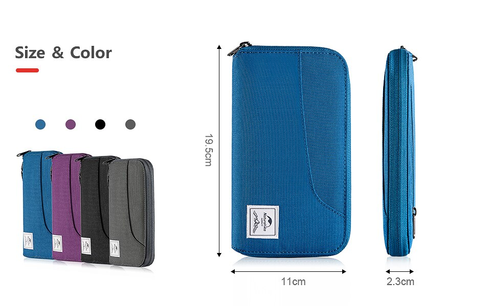 NATUREHIKE Multifunction RFID Anti-theft Wallet, bag, wallet, coin, ID cards slots, coin, safety, dompet, unisex, Wallet, Purse, Naturehike, Fashion, RFID Protection