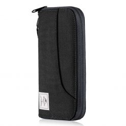 Naturehike Multifunction RFID Blocking Anti Theft Wallet Black