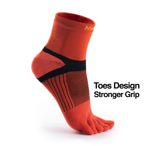 Naturehike Quick Dry Running Toe Socks 2