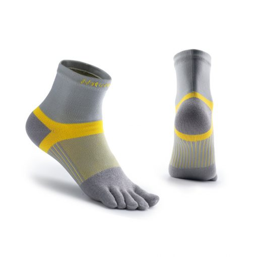 Naturehike Quick Dry Running Toe Socks Grey