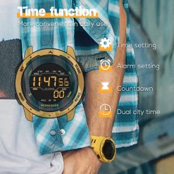 North Edge Mars Smartwatch 5
