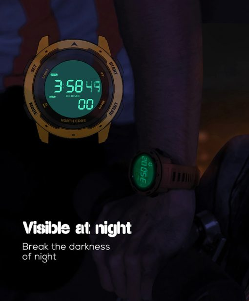 North Edge Mars Smartwatch 7