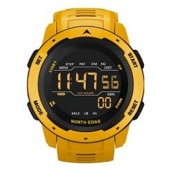 North Edge Mars Smartwatch Yellow