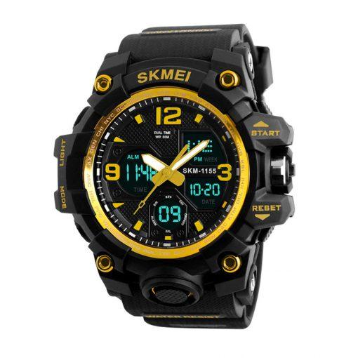 SKMEI 1155 Gold