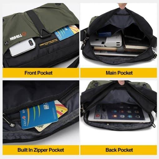 TAHAN CONQUER Multipurpose Sling Bag 05