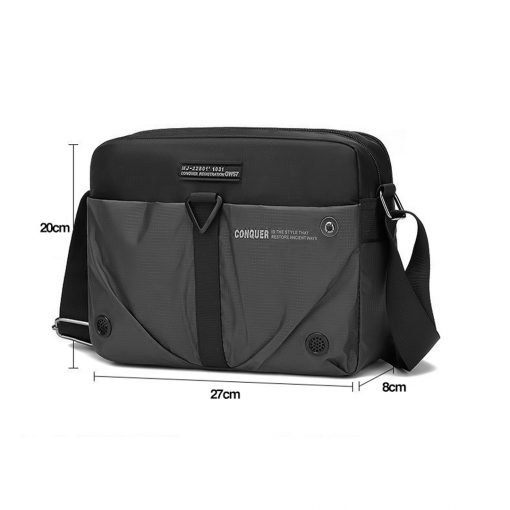 TAHAN CONQUER Multipurpose Sling Bag 5