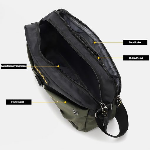 TAHAN CONQUER Multipurpose Sling Bag 8