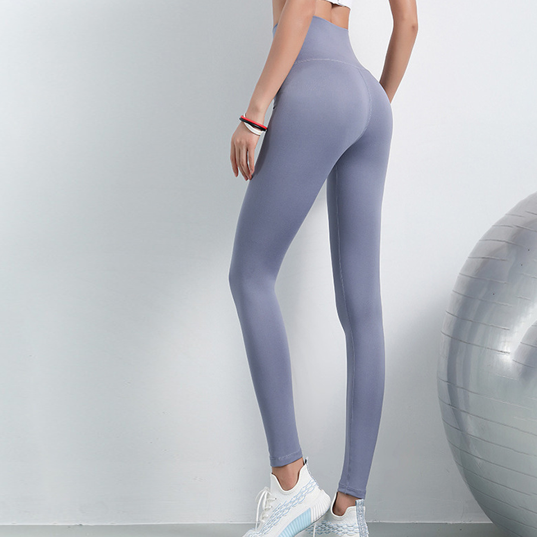 TAHAN Female High Waist Yoga Legging, tight, seluar ketat, long pant, jogging, running, yoga pant