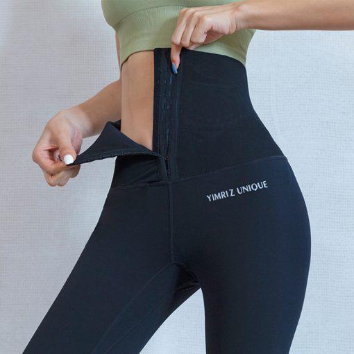 TBF Female Yoga Legging with Corset 1